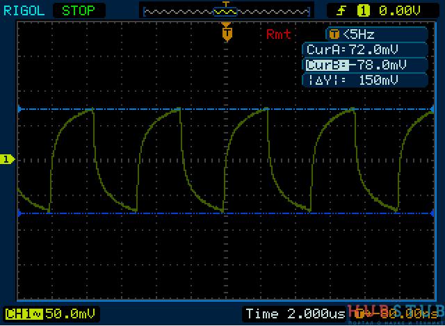 Как измерить ESR конденсатора