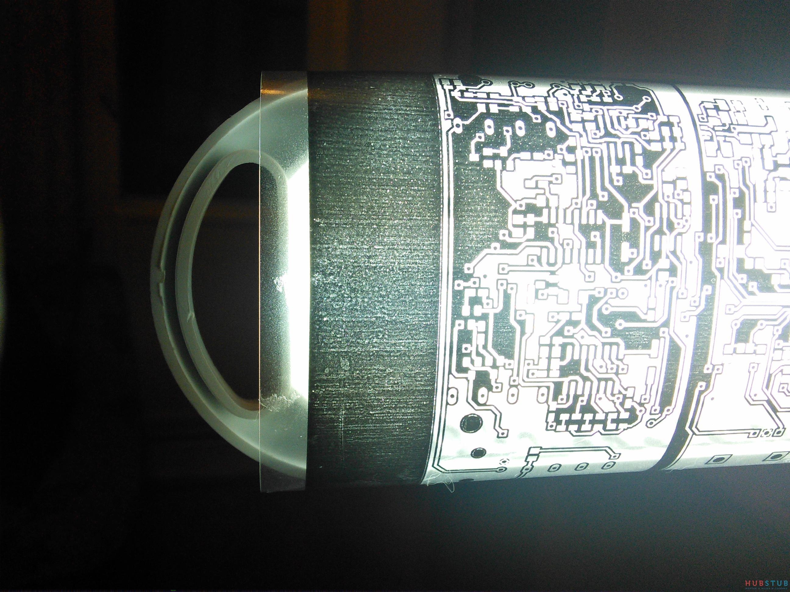 Изготовление печатной платы с помощью плёночного фоторезиста.
