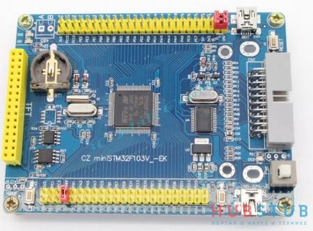 Подключение TFT дисплея по FSMC к STM32, на примере SSD1963 .