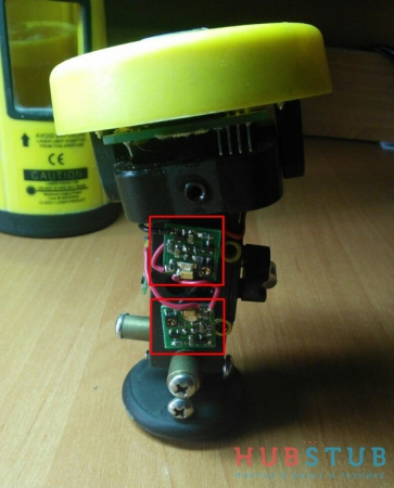 Ремонт лазерного уровня nivelsystem.