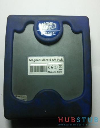 Ремонт автомобильного диагностического сканера magneti marelli logic.