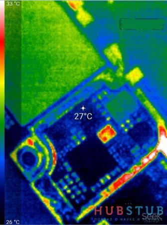 Thermal seek compact для ремонта электроники.