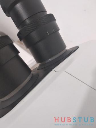 Собираем микроскоп для ремонта электроники.
