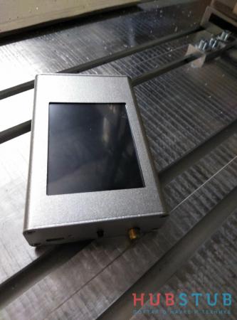Развитие проекта анализатора спектра 240 – 960 MHz.(100$)